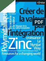 Nyrstar Rapport Annuel 2011