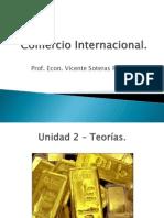 Unidad II - Teorías.