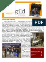 GILD Newsletter October 2011