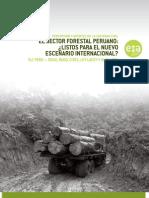 El Sector Forestal Peruano Listos Para El Nuevo Escenario Internacional Cedro y Caoba