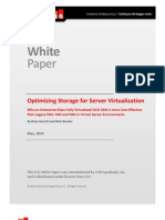 ESG White Paper Dell Equal Logic Optimizing Server Virtualization May 2010
