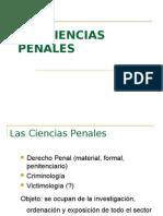 Ciencias Penales e Historia