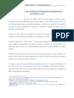 A REFORMA FISCAL NO CONTEXTO DO PROGRAMA DE REABILITAÇÃO ECONÓMICA
