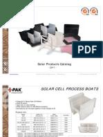 ePAK Solar Catalog