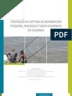 Protocolo de captura de información pesquera, biológica y socio-económica de Colombia