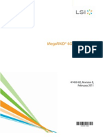 MegaRAID 6Gb-s SAS RAID Controllers User Guide