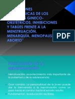 REACCIONES PSICOLÓGICAS DE LOS PACIENTES GINECO-OBSTÉTRICOS