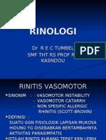kuliah rinologi