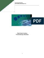 Datasheet Varistores