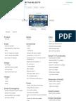 Samsung Smart TV ES8000 Specifications
