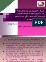 propuesta de reubicacion