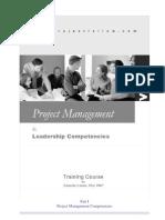 1150_Managing Through Projects - PM Handbook