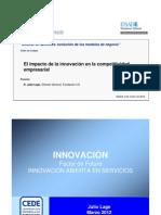 Impacto de La Innovacion