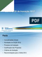 Edital de Inovação 2012_Institucional