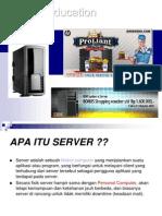 Server Education 1