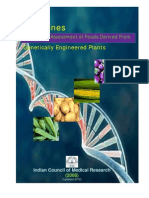Guidelines for Genetically Engineered Plants