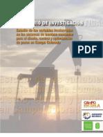 ESTUDIO DE LAS VARIABLES INVOLUCRADAS EN LOS SISTEMAS DE BOMBEO MECÁNICO