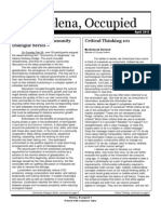 April 2012, Volume 1, Issue 4