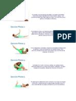 Ejercicio Pilates 1
