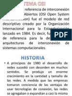 expososicion modelos OSI