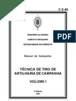 C 6-40 - Volume I