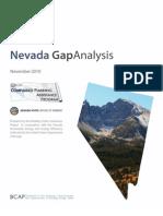 Nevada Gap Analysis_0