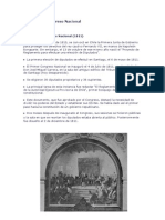 Historia Del Congreso Nacional