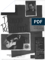 Magic of Django Reinhardt