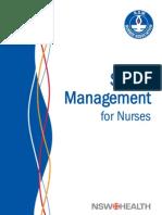 Nurses Stress Management Booklet