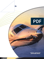 Pilatus PC 12 Just the Facts