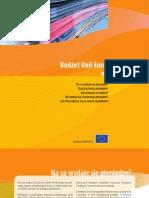 Budżet UE w pigułce