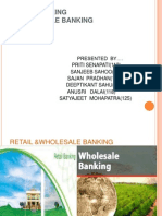 Meaning of Retail Banking