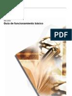 Manual de Copiadora Kyosera Km-2050