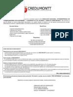 carta presentacion convenio