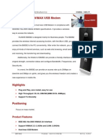 Huawei Bm382 Brochure v1.1(20110602)
