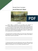 C. Monet - ficha