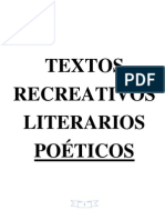 COMPILACIÓN DE TEXTOS RECREATIVOS