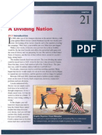 CH 21 a Dividing Nation