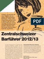 Zentralschweizer Barführer