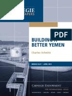 Building a Better Yemen