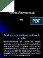 40 Khrihfa Riant Uannak
