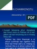 41 ( Pathian chawkengtu)