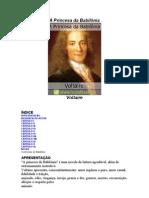 A Princesa da Babilônia - Voltaire