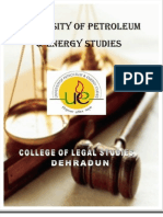 Law Related to Unilateral Contracts