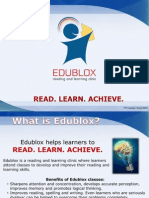 Edublox 27 March Presentation