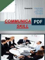 Communication Skill Ppt