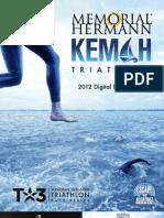 2012 Memorial Hermann Kemah Triathlon Digital Guide - Spread View