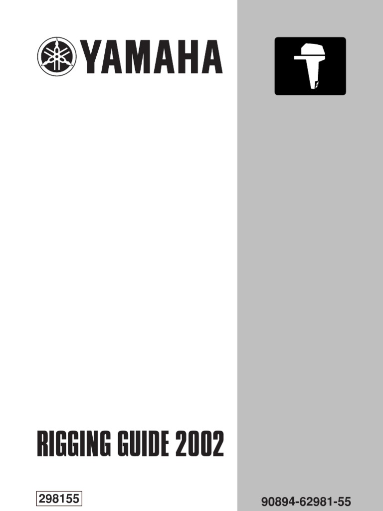 yamaha rigging guide 2002 boats battery electricity