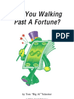 ! Are You Walking Past a Fortune