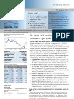 Foxconn Yuanta Report